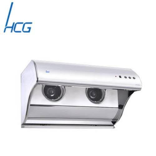和成 HCG SE756SL 直立電熱除油煙機 80CM