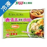 義美新素食水餃1050g/包