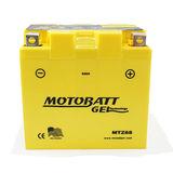 【美國MOTOBATT】MTZ6S GEL膠體長效機車電池 /電瓶