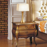 AT HOME-蘿兒法式香檳色床頭櫃