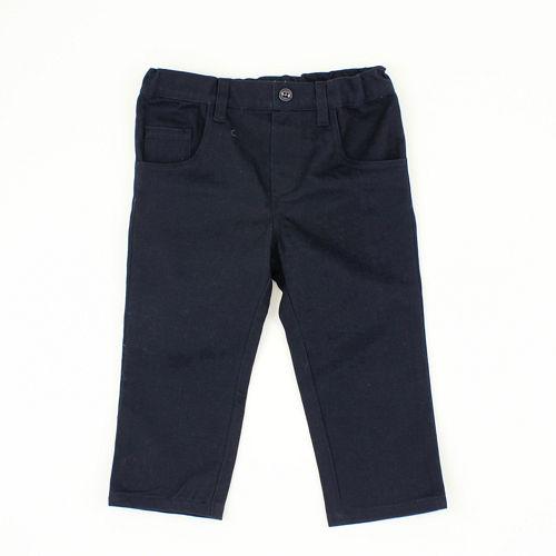 【愛的世界】pappa&ciccia 英倫學院系列休閒感純棉長褲/2~4歲-台灣製-