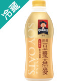 桂格顆粒豆漿燕麥920ML /瓶