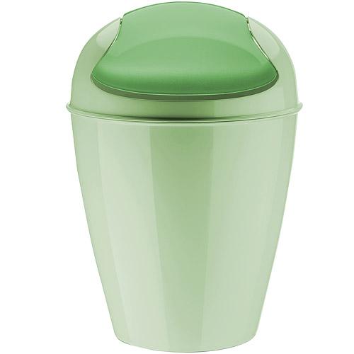 《KOZIOL》搖擺蓋垃圾桶(薄荷綠XS)