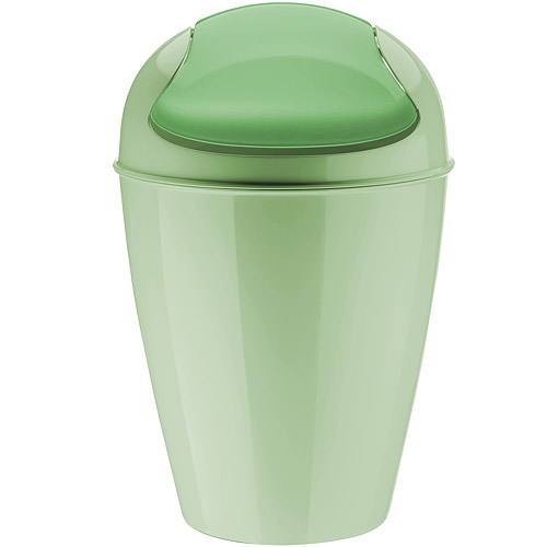 《KOZIOL》搖擺蓋垃圾桶(薄荷綠S)
