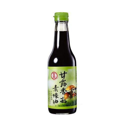 金蘭甘露香菇素蠔油 500ml