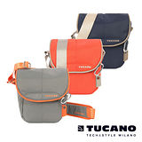 TUCANO Scatto 防雨防潑水休閒相機二用包(S)附防潑水收納袋