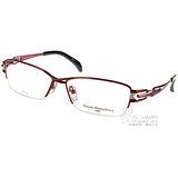 Masaki Matsushima光學眼鏡 β 鈦金屬半框款(紅) #MF1185 C06