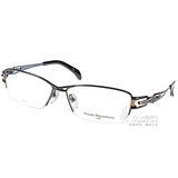 Masaki Matsushima光學眼鏡 β 鈦金屬半框款(藍) #MF1185 C07