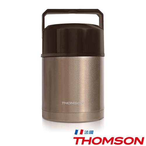 THOMSON 750ml 雙層不鏽鋼燜燒罐 TM-SAA0175S