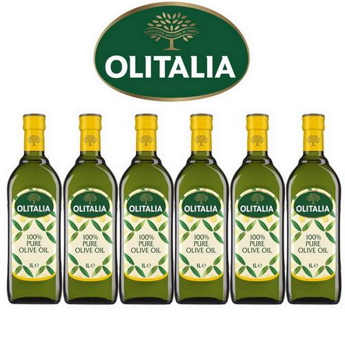 Olitalia奧利塔 超值純橄欖油禮盒組