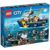 LEGO樂高積木 City城市系列-深海探險探勘船 (LT-60095)