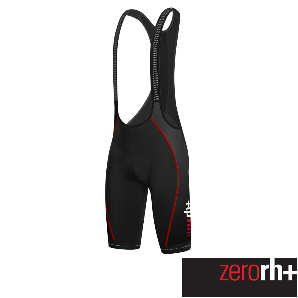 ZeroRH+ 義大利LOGO EVO專業自行車褲(男) ●藍色、黑/螢光黃、黑/紅、螢光黃● ECU0326
