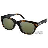 TOM FORD太陽眼鏡 007丹尼爾克雷格電影配戴款(深邃琥珀) #TOM237F 52N