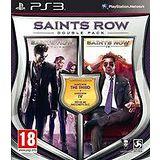 PS3 黑街聖徒雙重包 亞洲英文版