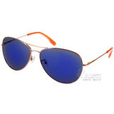 JILL STUART太陽眼鏡 時尚方框偏光款(黃琥珀) #JS20001X C02P