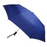 【2mm】LED極光安心自動開收傘(寶藍色)