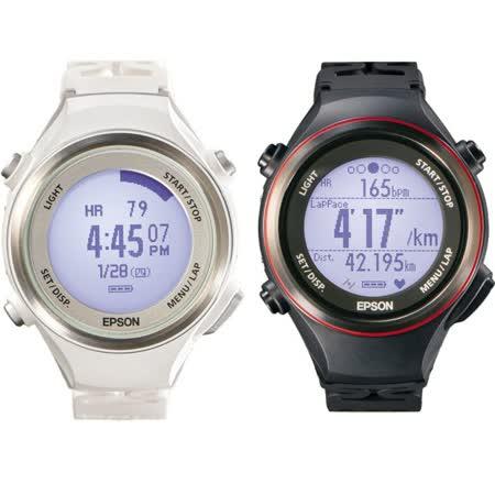 Epson Runsense  SF-850心率智慧腕錶