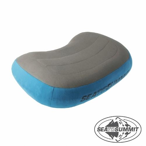 SEATOSUMMIT 50D 充氣枕(加大版)(藍色)