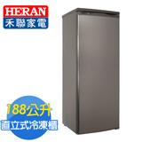 HERAN 禾聯 188L 直立式冷凍櫃 HFZ-1861