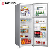 【促銷】TATUNG大同 334L一級能效環保雙門冰箱TR-B334HT-S 送安裝