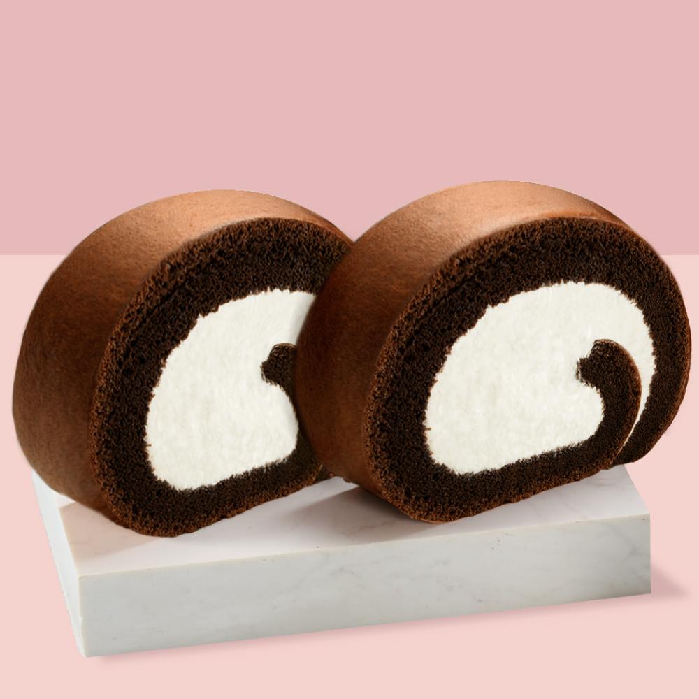 亞尼克生乳捲-特黑巧克力(任選)