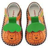 【愛的世界】LOVEWORLD 森林之王寶寶鞋/學步鞋/13~15CM-台灣製-