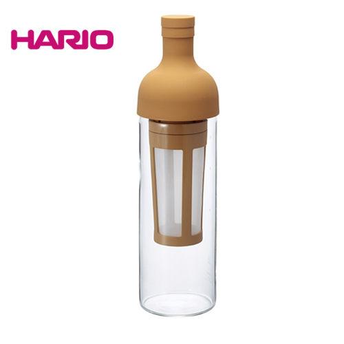 【日本HARIO】酒瓶冷泡咖啡壺-焦糖色 FIC-70-MC