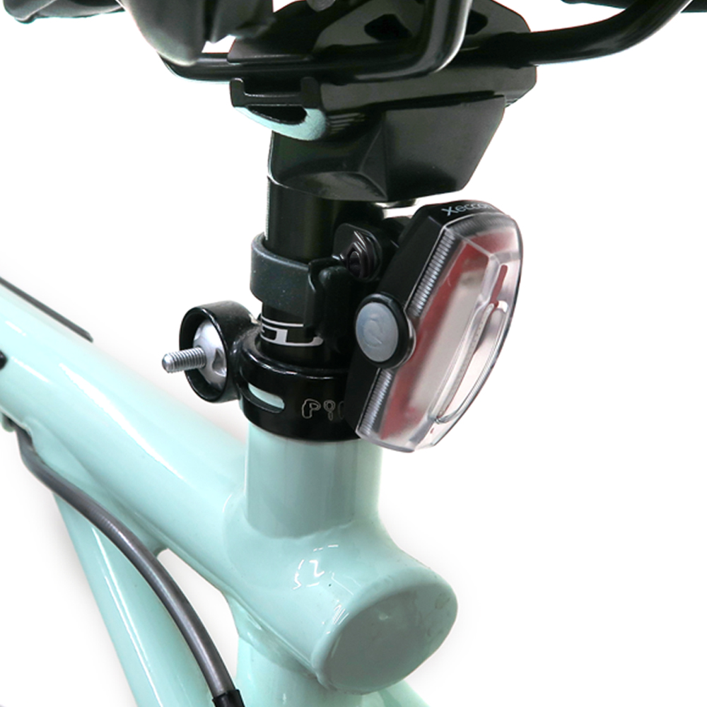 【Xeccon】Mars 30 紅光LED警示燈後燈/尾燈/智慧型煞車燈