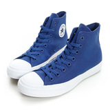 Converse 男鞋 帆布鞋(高統) 藍/白 150148C