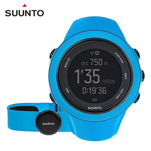 SUUNTO Ambit3 Sport HR進階多項目運動GPS腕錶