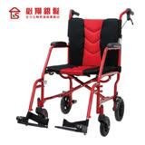 【必翔銀髮】攜帶型看護輪椅PH-183A(未滅菌)