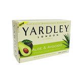 YARDLEY酪梨蘆薈香皂120g