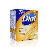 Dial經典黃金香皂113g*3入