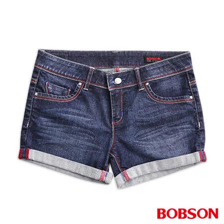 BOBSON 經典牛仔短褲/裙/長褲
