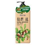 雪芙蘭倍潤肌乳木果油-深度滋養沐浴乳900g