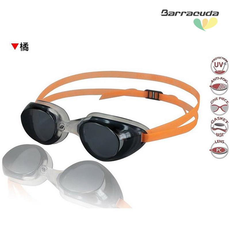 美國Barracuda巴洛酷達成人運動型抗UV防霧泳鏡-MERMAID#13155