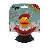 西班牙Vigar維宜卡 聖誕小鴨鴨 -萬用刷