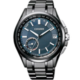 星辰 CITIZEN40周年限定 光動能【鈦】感光衛星計時腕錶 CC3015-57L