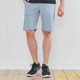BOFOX 海軍風休閒短褲-淺藍