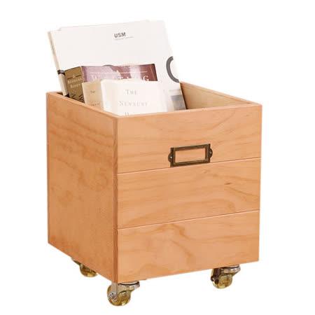 [自然行] 鄉村雜貨收納箱
