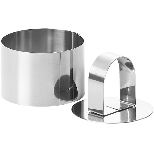 ~EXCELSA~不鏽鋼塑型環 壓器 6cm