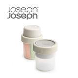 《Joseph Joseph英國創意餐廚》翻轉蔬果點心盒(灰)-81026