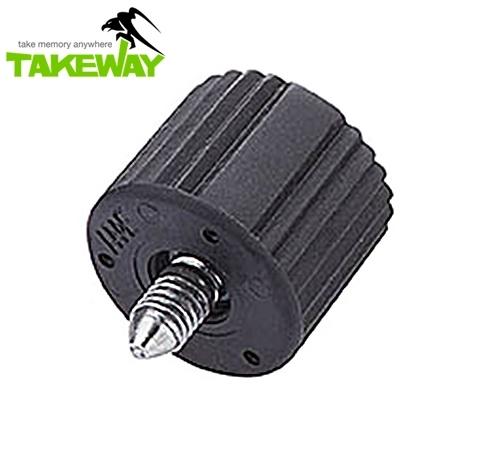 品牌Takeway鉗式腳架用雲台旋鈕T~BK01