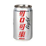 【可口可樂】Light易開罐(330mlx24入)