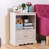 漢妮Hampton安琪拉收納置物櫃-白色