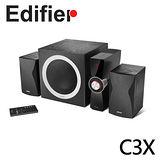 Edifier 漫步者 C3X 三件式 2.1聲道 高品質喇叭