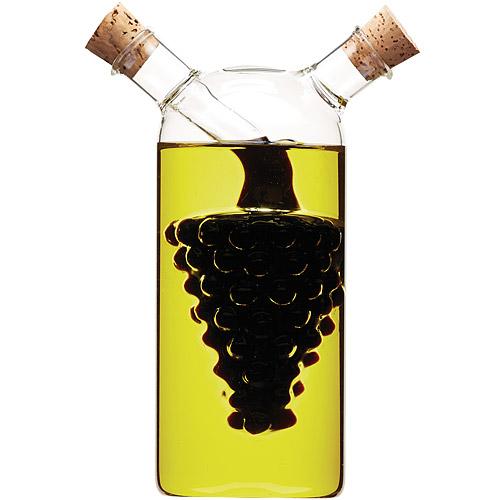 ~KitchenCraft~2in1油醋瓶 葡萄