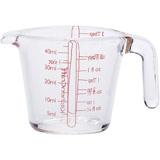 《KitchenCraft》Mini握柄玻璃量杯(45ml)