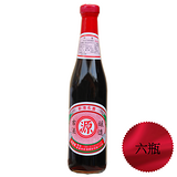 【源發號手工醬油】醬油 (6瓶,一瓶500ml)(免運)