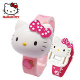 【Hello Kitty】凱蒂貓電子錶(正版授權)